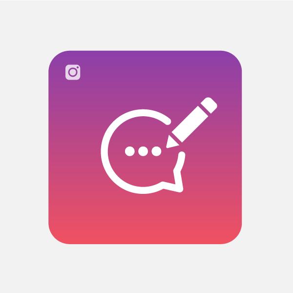 Comprare Commenti Instagram Personalizzati