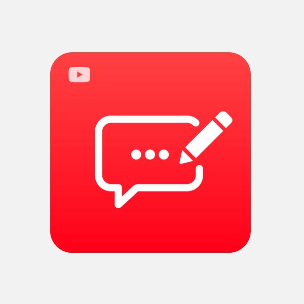 Comprare Commenti Youtube Personalizzati